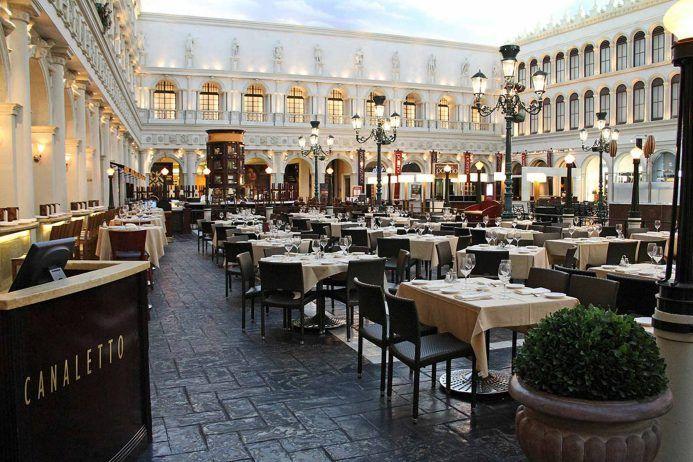 Venetian Vegas Restaurant